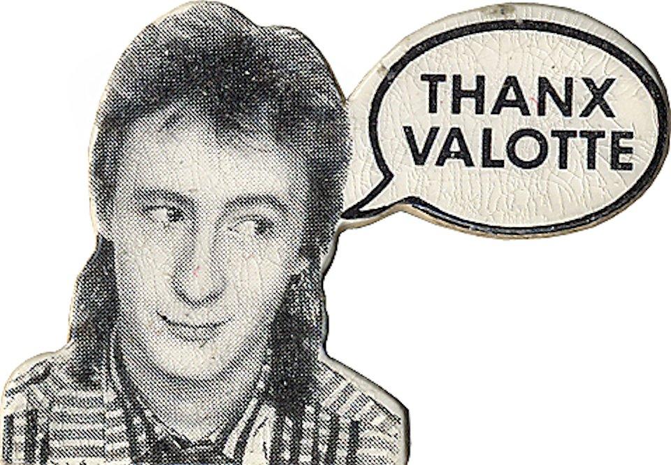 Julian Lennon Pin