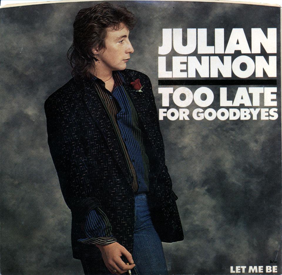 "Julian Lennon Vinyl 7"" (Used)"