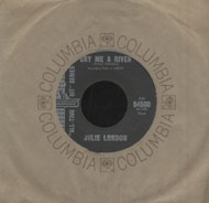 "Julie London Vinyl 7"" (Used)"