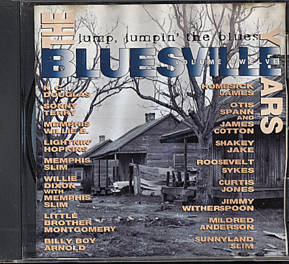 Jump, Jumpin' The Blues: Volume Twelve CD