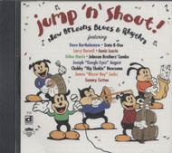 Jump 'N' Shout! CD