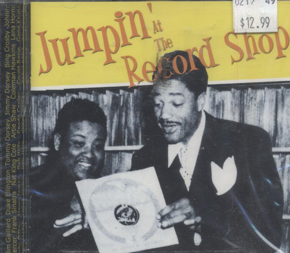 Jumpin' at the Record Shop CD