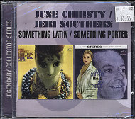 June Christy / Jeri Southern CD