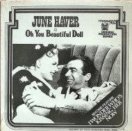 """June Haver Vinyl 12"""" (New)"""