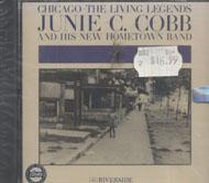 Junie C. Cobb & His Hometown Band CD
