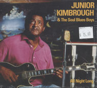 Junior Kimbrough & The Soul Blues Boys CD