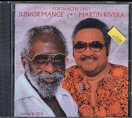 Junior Mance / Martin Rivera CD