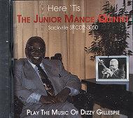 Junior Mance Quintet CD