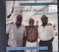 Junior Mance CD