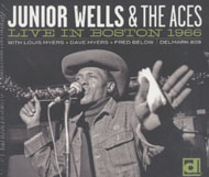 Junior Wells & The Aces CD