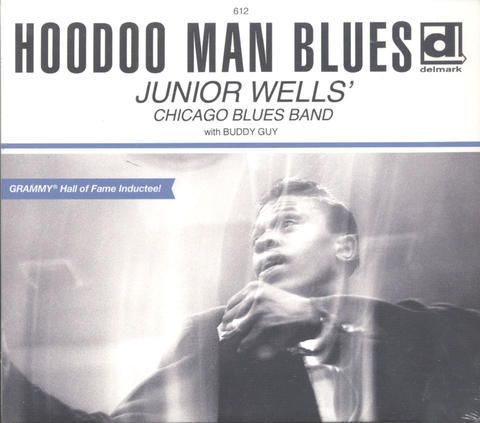 Junior Wells CD