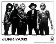 Junkyard Promo Print