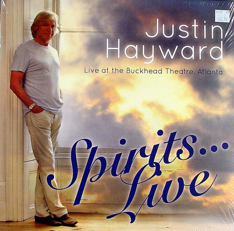 "Justin Hayward Vinyl 12"" (New)"