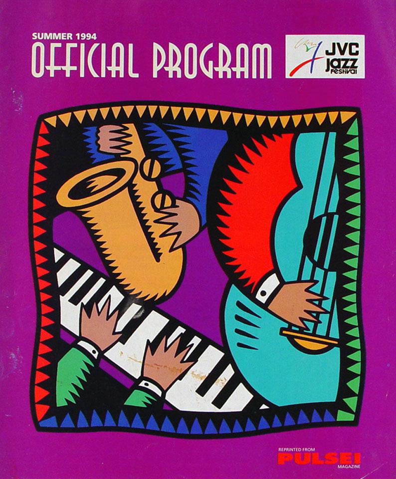 JVC Jazz Festival Program