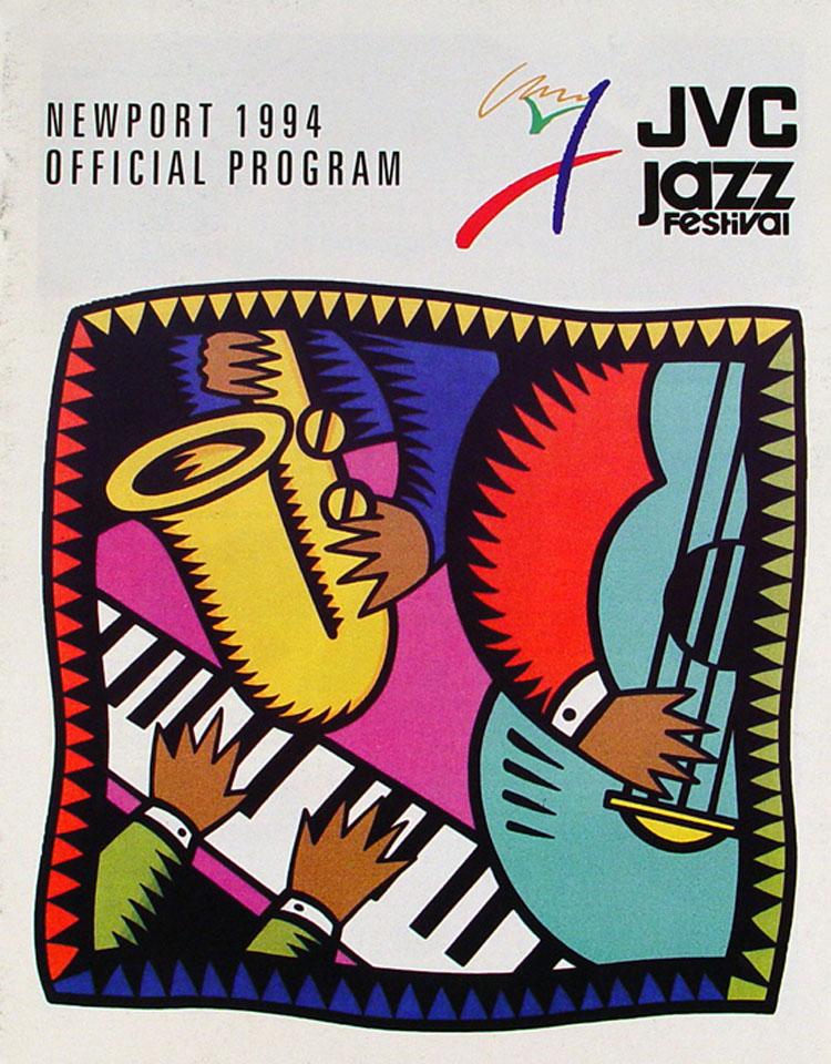 JVC Newport Jazz Festival Program
