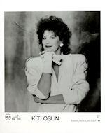 K.T. Oslin Promo Print