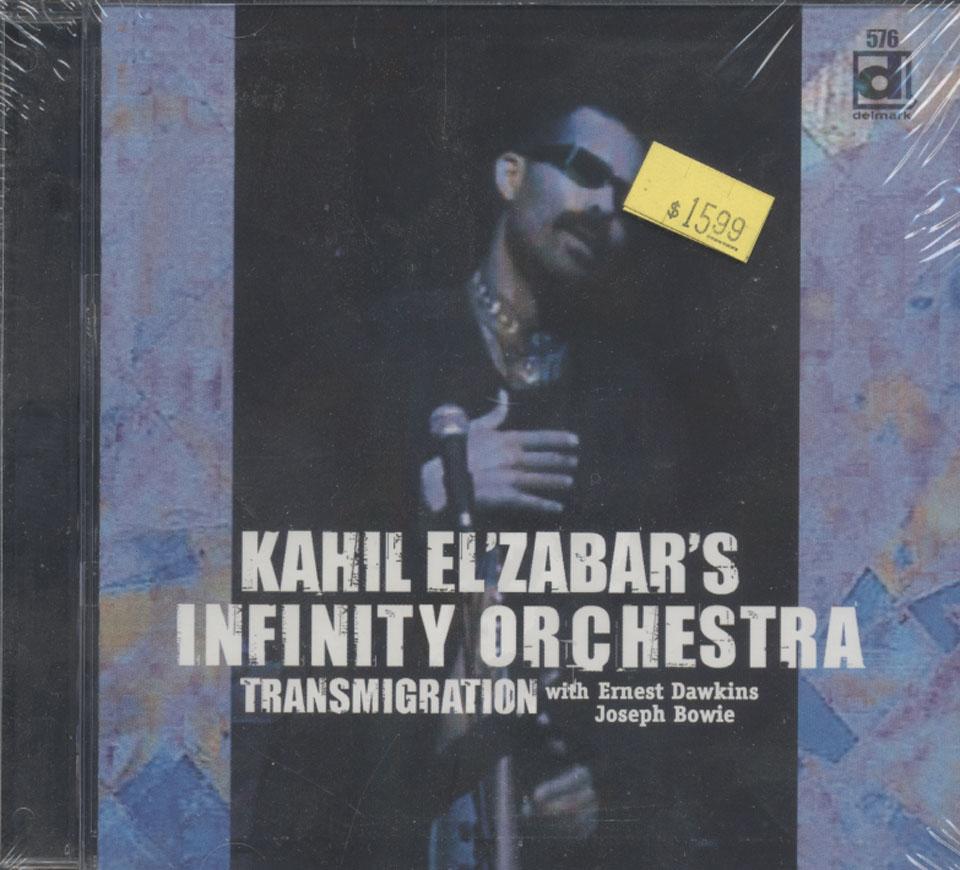 Kahil El'Zabar's Infinity Orchestra CD