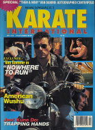 Karate International Vol. 3 No. 4 Magazine