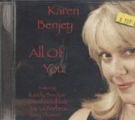 Karen Benjey CD
