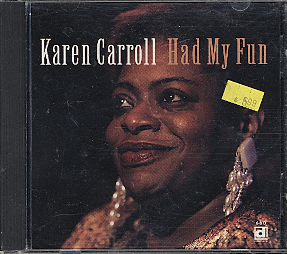 Karen Carroll CD