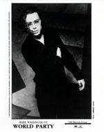 Karl Wallinger Promo Print
