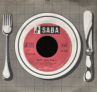 """Karl Zack und die fidelen Zecher Vinyl 7"""" (Used)"""