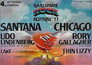 Karlsruhe Rock Festival Poster