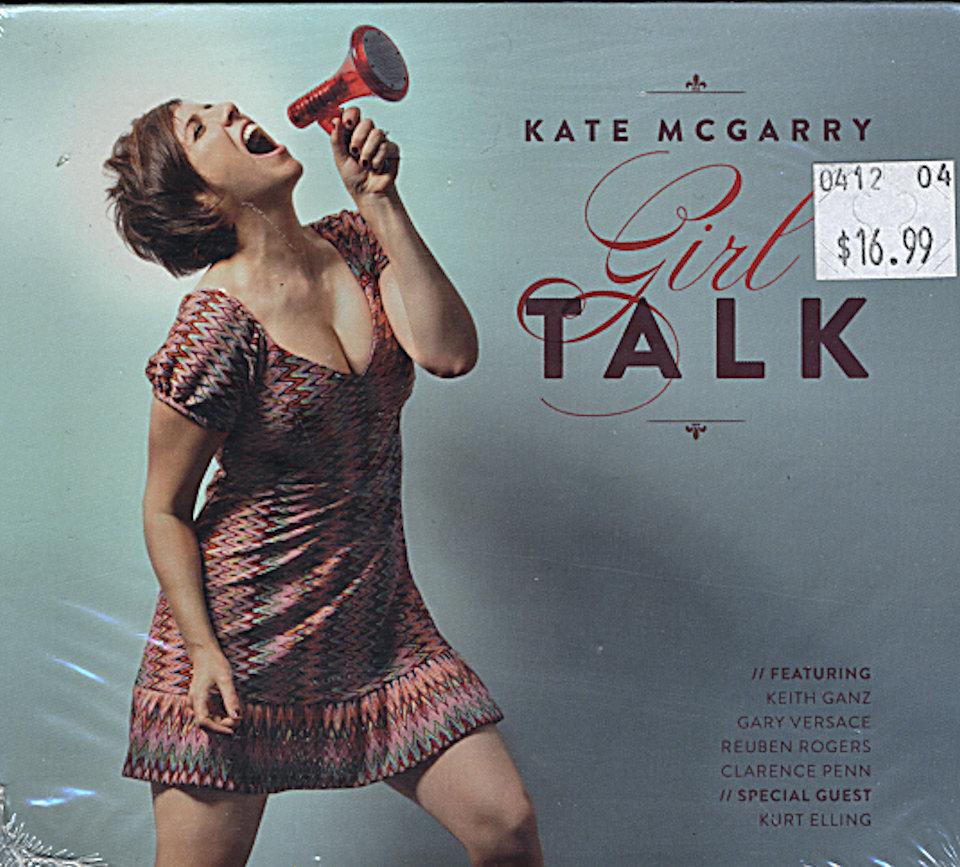 Kate McGarry CD