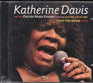 Katherine Davis and The Chicago Boogie Ensemble CD