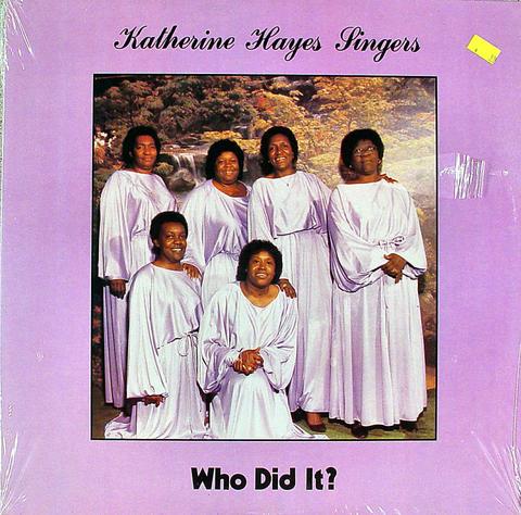 "Katherine Hayes Singers Vinyl 12"" (New)"