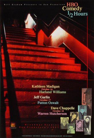 Kathleen Madigan Poster