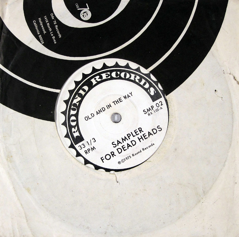 """Keith and Donna Vinyl 7"""" (Used)"""