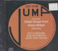 Keith Ingham / Bob Reitmeier / John Von Ohlen CD