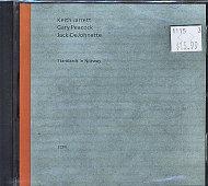 Keith Jarrett Trio CD