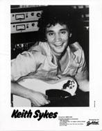 Keith Sykes Promo Print