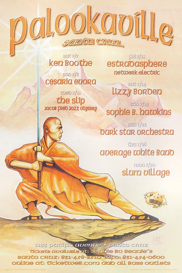 Ken Boothe Poster