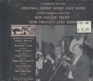 Ken Colyer Trust New Orleans Jazz Band CD