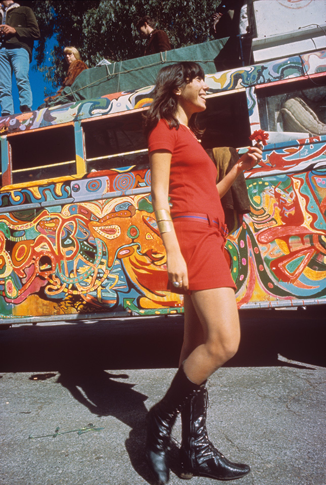 Ken Kesey's Bus Fine Art Print