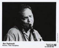 Ken Peplowski Promo Print