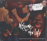 Kendrick Oliver & The New Life Jazz Orchestra CD