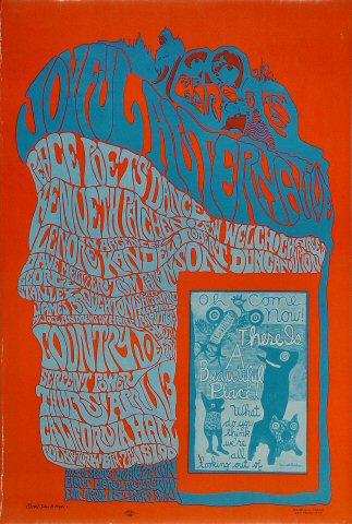 Kenneth Patchen Poster