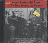 Kenny Baker's All Stars & The Dick Morrissey Quartet CD