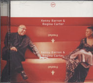 Kenny Barron & Regina Carter CD