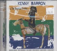Kenny Barron & The Brazilian Knights CD