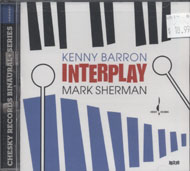 Kenny Barron / Mark Sherman CD