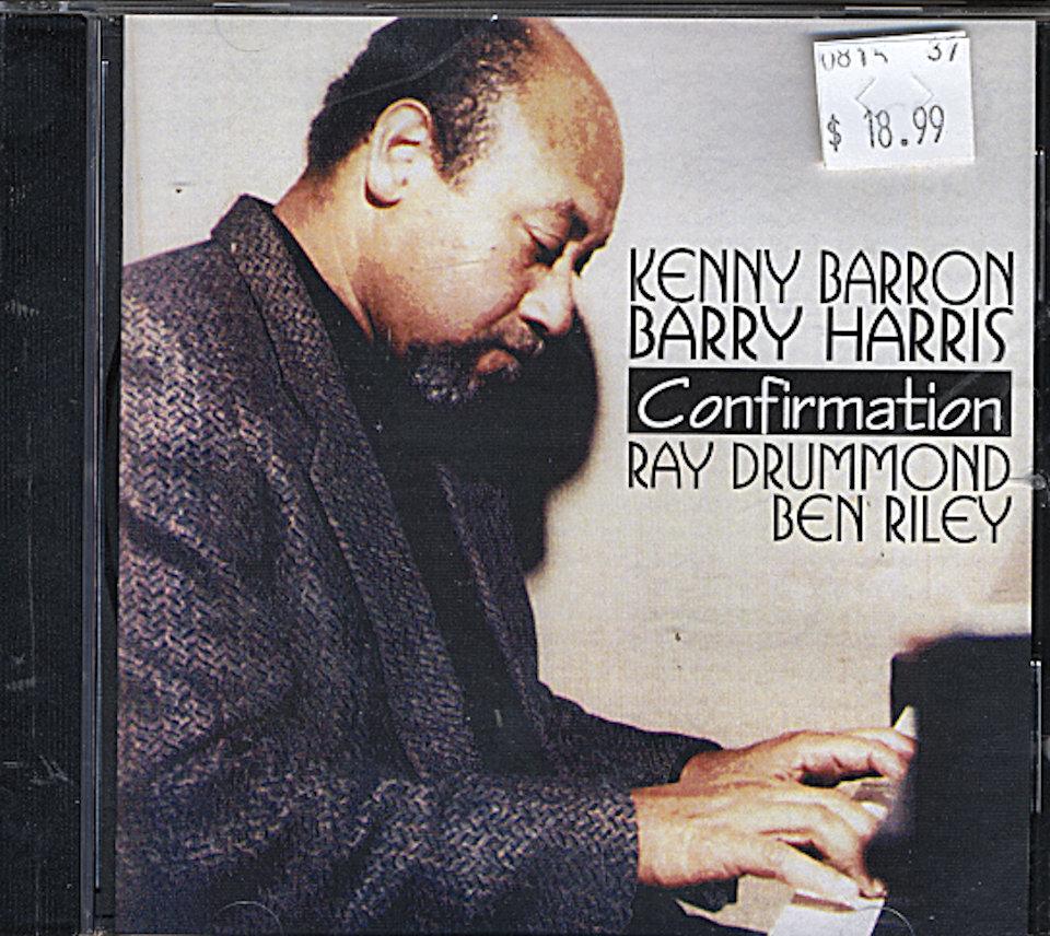 Kenny Barron CD