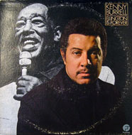 """Kenny Burrell And Some Very Special Friends Vinyl 12"""" (Used)"""