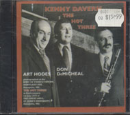 Kenny Davern / Art Hodes / Don DeMichael CD