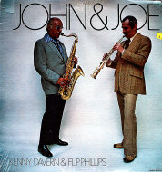 """Kenny Davern / Flip Phillips Vinyl 12"""" (New)"""