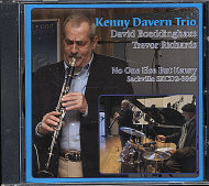 Kenny Davern Trio CD